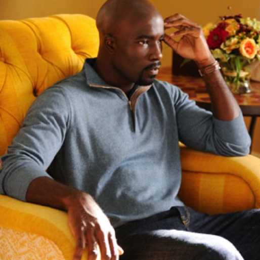 """Mike Colter and the Beautiful """"No"""""""