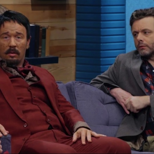 "<i>Comedy Bang! Bang!</i> Review: ""Michael Sheen"""