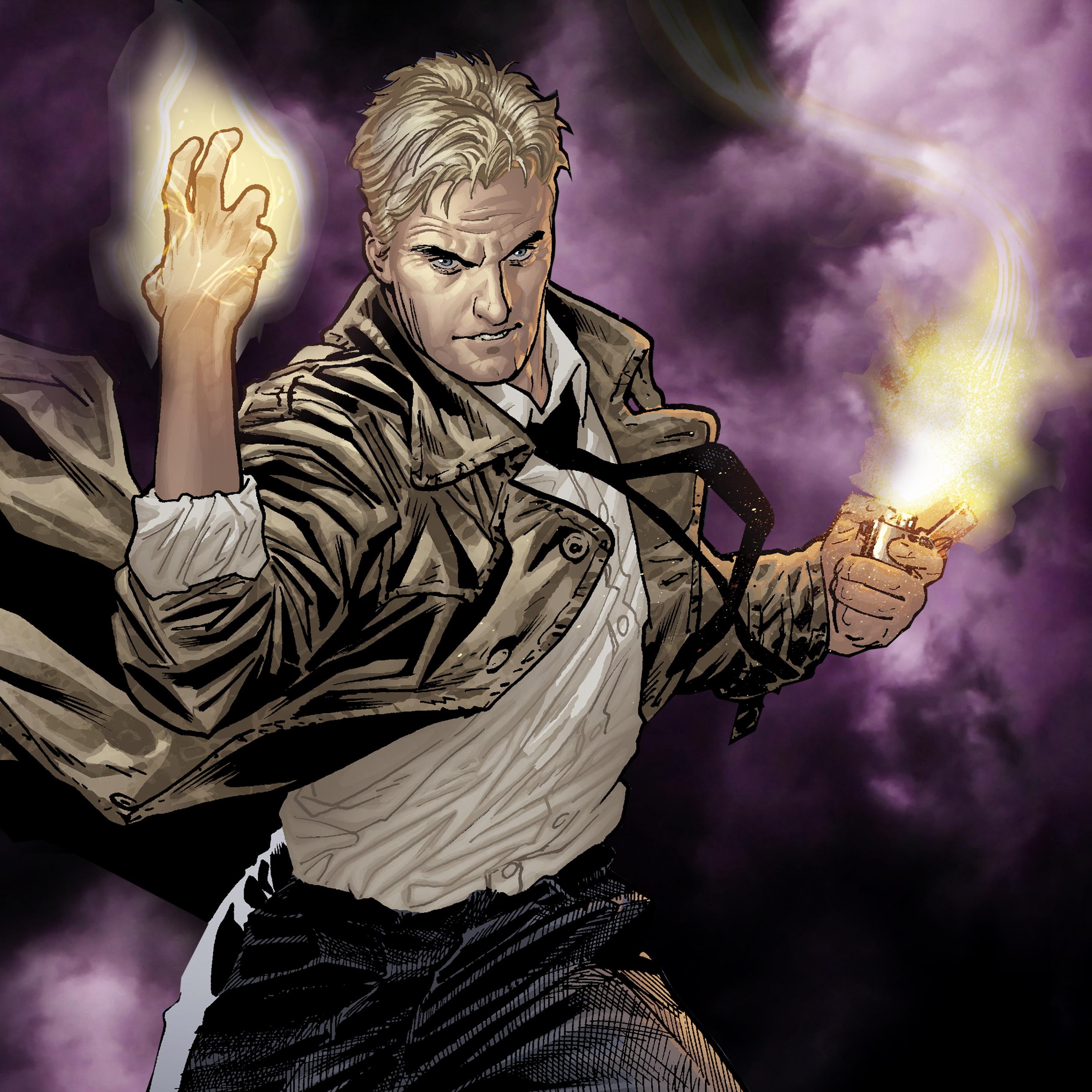 John Constantine Kicks Smoking Habit for Network TV