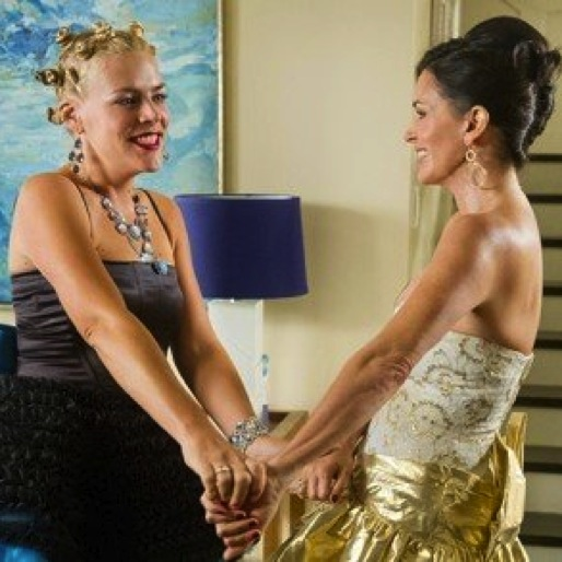 """<i>Cougar Town</i> Review: """"The Wild One, Forever"""""""