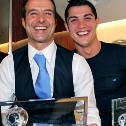 Cristiano Ronaldo Bought His Agent a Greek Island as a Wedding Present