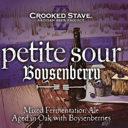 An Intro to Sour Beer: Four Fruits from Crooked Stave