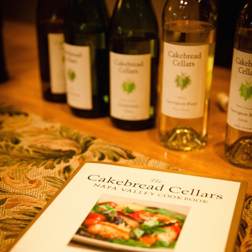 Life Is Sweet: Spotlight on Cakebread Cellars