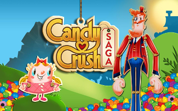 "Candy Crush Saga Developers Apply to Trademark the Words ""Candy"" and ""Saga"""