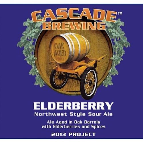 Cascade Elderberry (2013 Project) Review