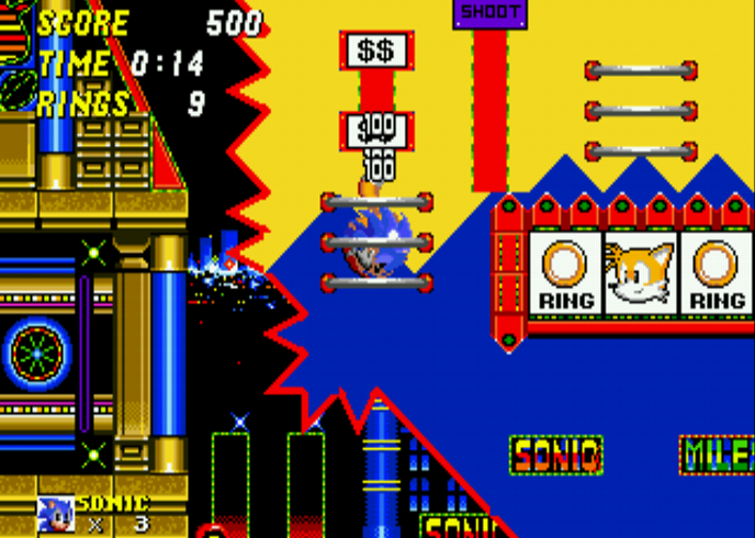 The 10 Best Sonic The Hedgehog Levels Games Sonic