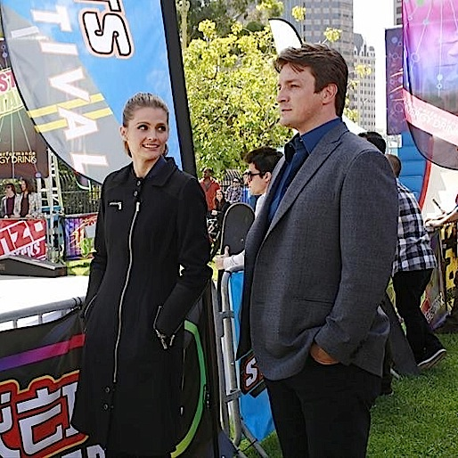 """<i>Castle</i> Review: """"Law & Boarder"""""""