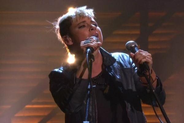 "Cat Power Performs on ""Cherokee"" on  <i>Conan</i>"