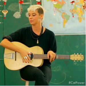 Cat Power Stars in Funny or Die Sketch
