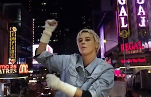 "Cat Power Releases Video for ""Manhattan"""