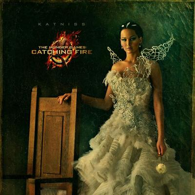 Watch a 7-Second Teaser From <i>Catching Fire</i>