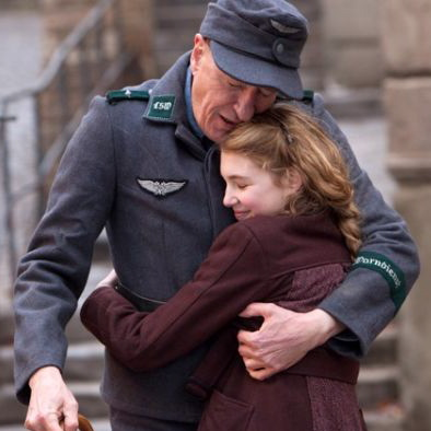 Catching Up with Geoffrey Rush, Sophie Nelisse and Brian Percival