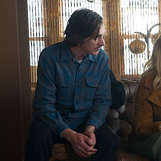 Catching Up With John Hawkes
