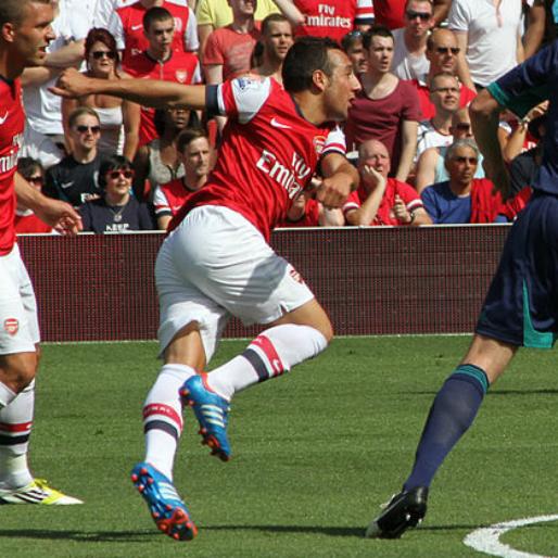 Santi Cazorla, Arsenal's Sweetly Decisive Spanish Midfielder