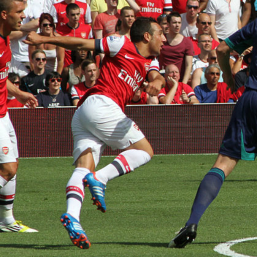 Santi Cazorla, Arsenal's Sweetly Decisive Spanish Midfielder