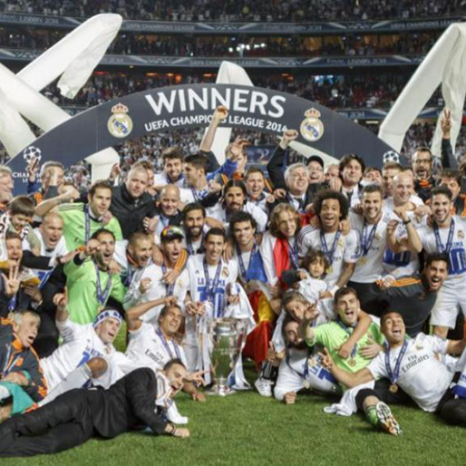 UCL Quarterfinal Draw Pairs Barcelona-PSG, Madrid Derby
