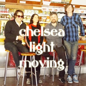 Listen to a New Song from Thurston Moore's Chelsea Light Moving