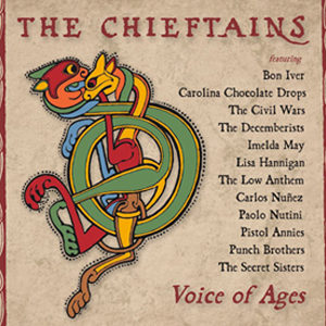 Listen to Justin Vernon Team Up with The Chieftains