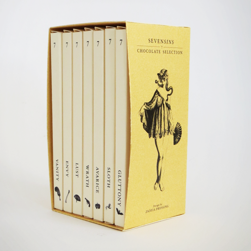 Indulgent Design: The Best of Chocolate Packaging