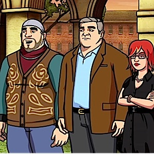 "<i>Chozen</i> Review: ""Family Weekend (or How Gary Got His Groove Back)"""