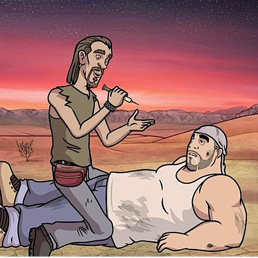 "<i>Chozen</i> Review: ""The Battle of Broken Spear"""