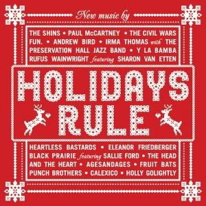 "The Shins Cover ""Wonderful Christmastime"" for Starbucks"