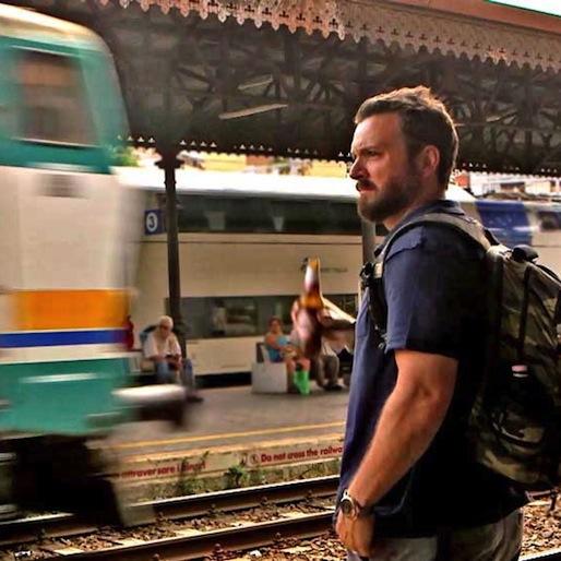 Drinking On Trains: Q&A With Zane Lamprey