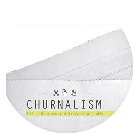 &quot;Churnalism&quot; Plug-in To Automatically Scan News Sites For Plagiarism