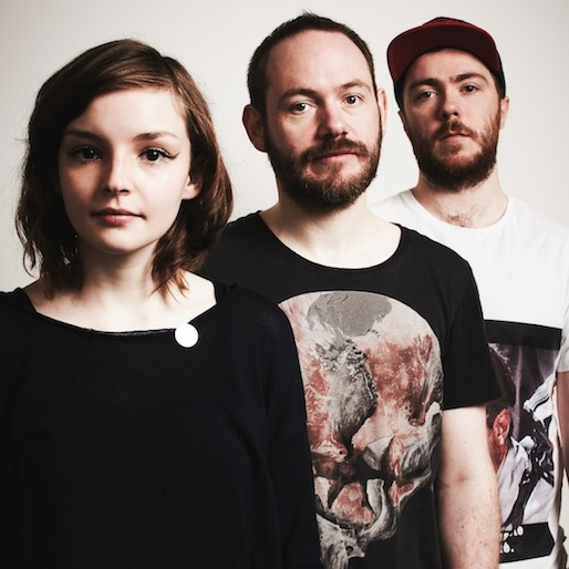 "Four Tet Remixed Chvrches' New Single ""Leave a Trace"""