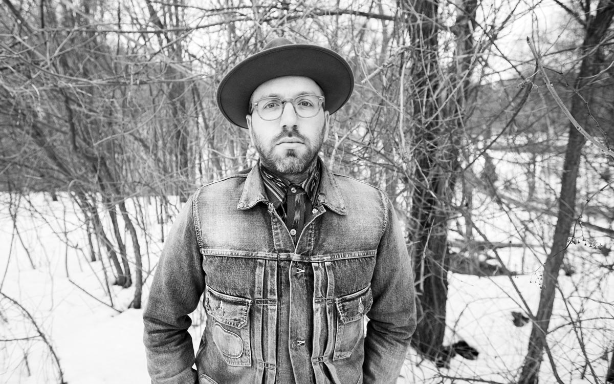 City and Colour: Embracing the Negative