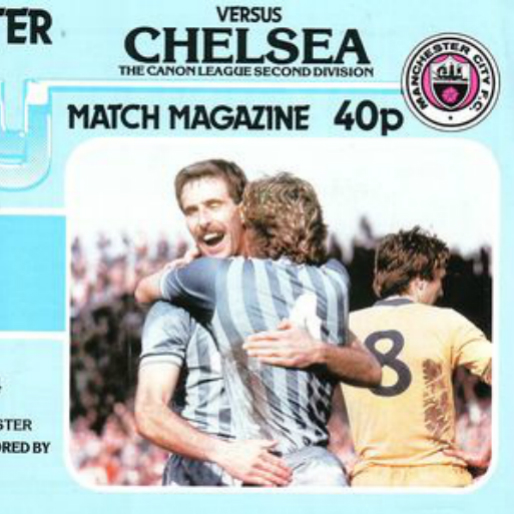 Throwback Thursday: Man City vs Chelsea (May 4, 1984)