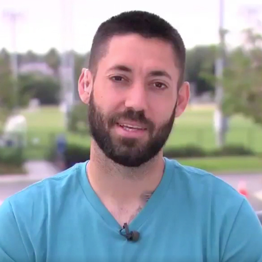 "Clint Dempsey ""might slap a Canuck with a hockey puck"""
