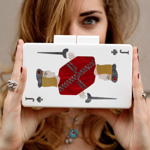 Handbag Designer Creates Playing Card-Inspired Clutches