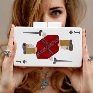 Handbag Designer Creates Playing Card-Inspired Clutches