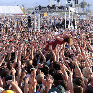 Coachella to Stay in Indio, Calif., in 2014