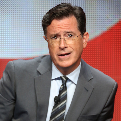 Stephen Colbert Gets His Face on a Bottle with Col'Brew Coffee