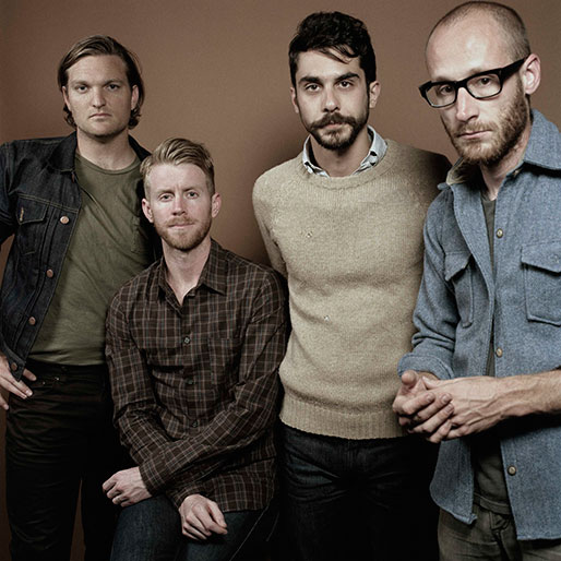 "Cold War Kids Reveal ""Water & Power"" Music Video, Announce New EP"