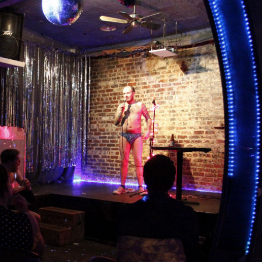 The Rise of College Town Comedy