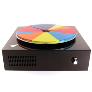 Student-Designed Turntable Allows User to DJ With Color