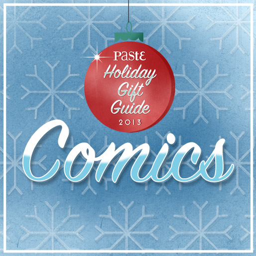 2013 Gift Guide for Comics Lovers