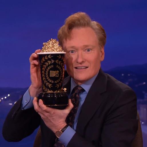 Conan O'Brien Inks Deal with TBS Through 2018
