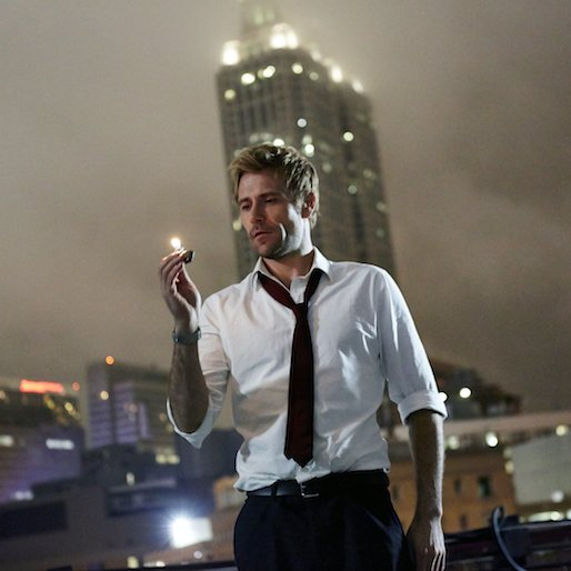 Watch the First Official <i>Constantine</i> Trailer