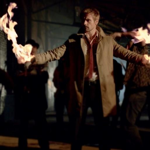 """<i>Constantine</i> Review: """"Non Est Asylum"""""""