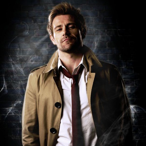 Take a First Look at NBC's John Constantine