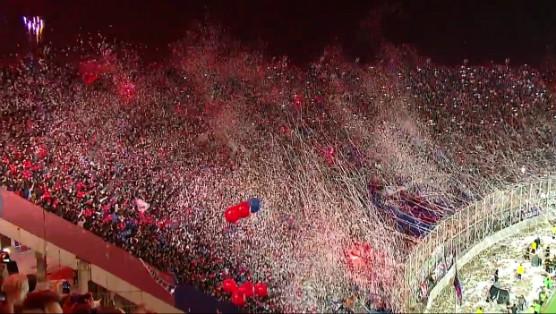 Pope's Team Finally Wins the Copa Libertadores!