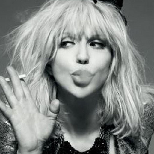 "Courtney Love Speaks on that Kurt Cobain Wallet Note: ""Don't You Guys Understand Sarcasm?"""