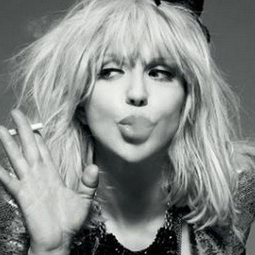 "Courtney Love Speaks on that Kurt Cobain Wallet Note: ""Don't You Guys Understand Sarcasm?"""