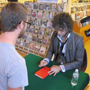 Portland Record Store Manager Talks Flaming Lips' Surprise Release