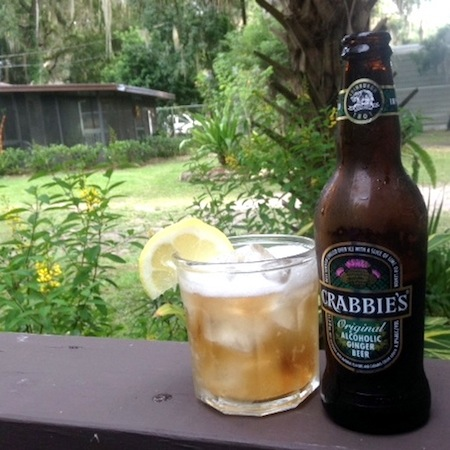 Crabbie's Alcoholic Ginger Beer Review