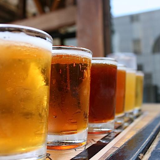 Cheers: US Senate Supports American Craft Beer Week